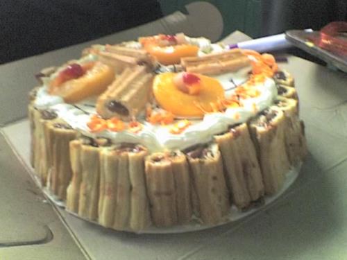 el pastelazo