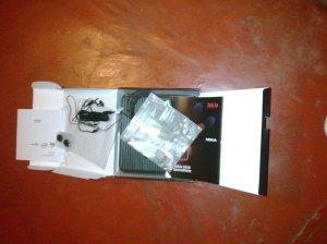 la caja del predilecto Nokia 5610